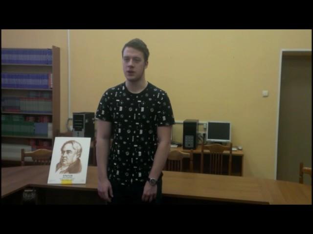 Изображение предпросмотра прочтения – ИгорьЛяшенко читает произведение «Лисица и Сурок» И.А.Крылова