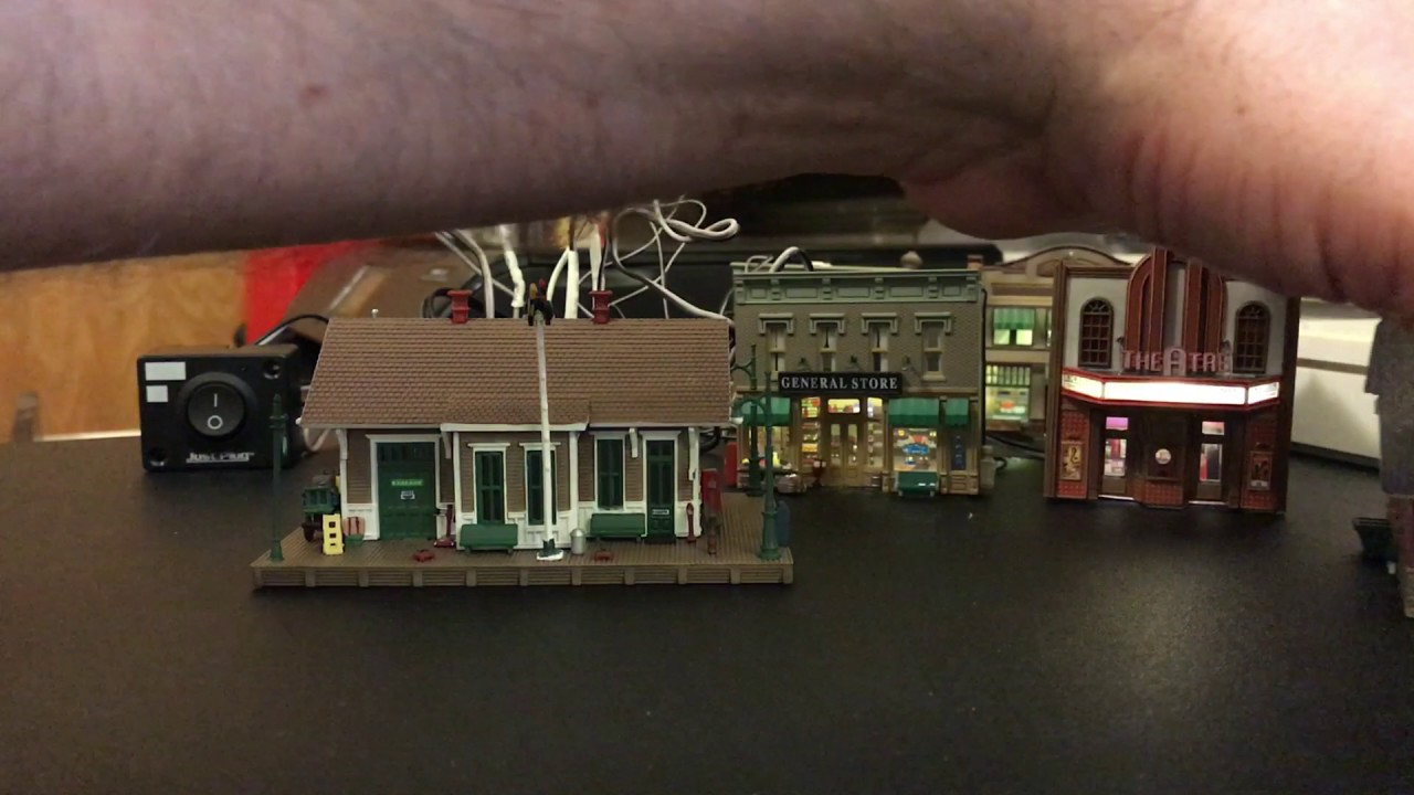 Dansbury Depot (N Scale) Review