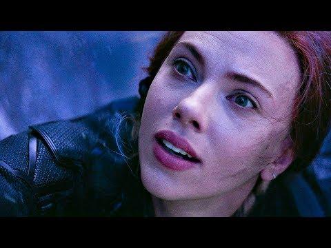 Black Widow Sacrifices Herself Scene - Black Widow Death | Avengers ENDGAME (2019)