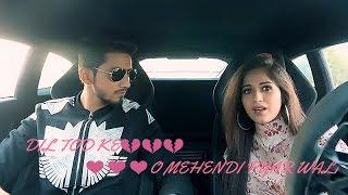 Dil Tod Ke Hasti Ho Mere 💔 | Mehndi Pyar wali Hathon Mein lagao gi Jannat and faisu new song video