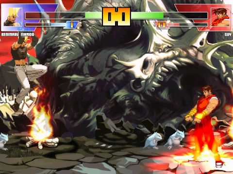 MUGEN Extra Stages Download - Guilty Gear XX Accent Core: d4 Grave HD