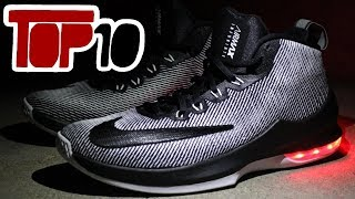Top 10 Basketball Shoes Of 2017 for Centers