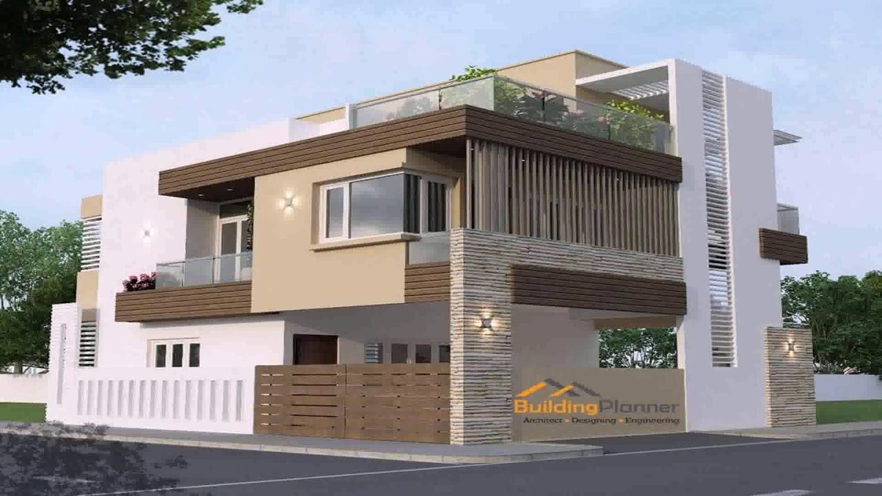 House Front Elevation Design Software Online - YouTube