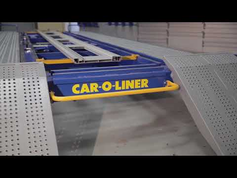 Car-O-Liner Benchrack Structural Frame Alignment for Collision Repair