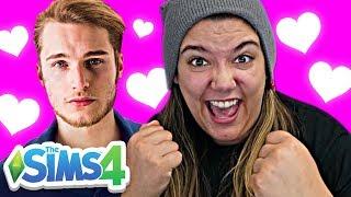ENCONTREI O MARIDO PERFEITO!! - The Sims 4