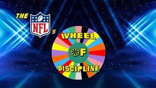 The NFL's Wheel of Discipline
