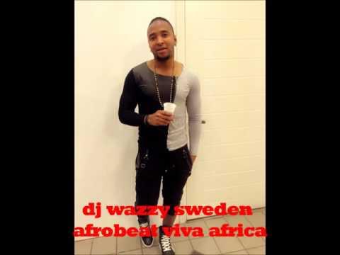DJ WAZZY SWEDEN / NONSTOP MIX / VIVA AFRICA VOL 1