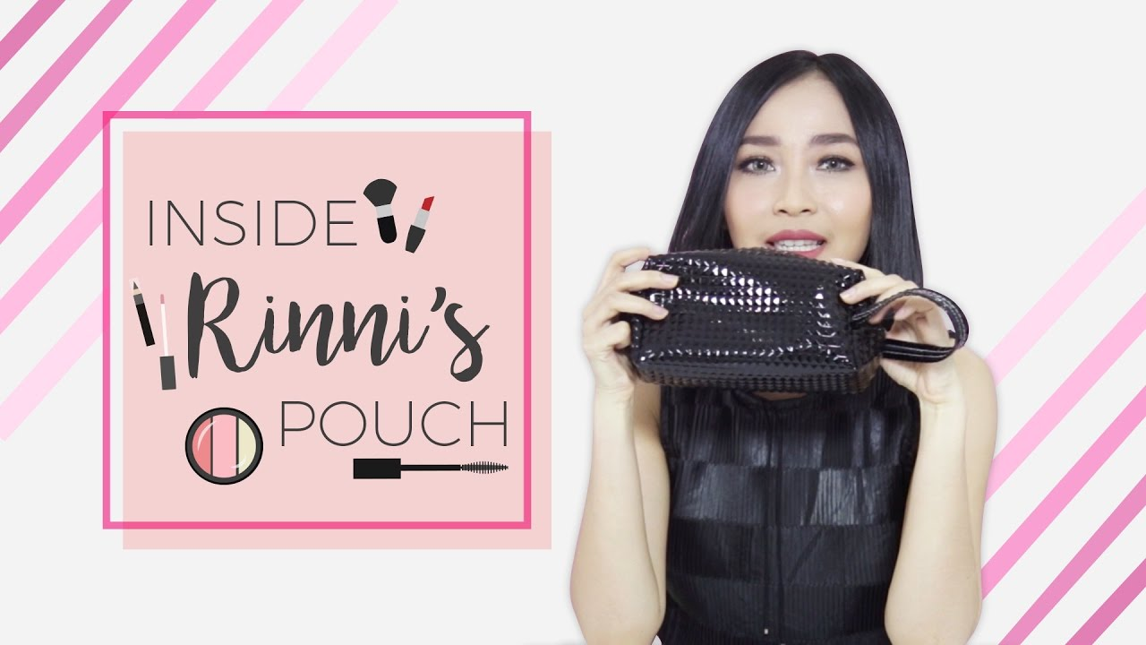 93feb55721c Rinni Wulandari | Inside Her Makeup Pouch by FemaleDailyNetwork
