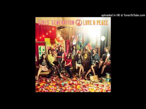 SNSD - FLYERS [AUDIO HQ]