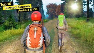 Top 10 Survival Games for Android & iOS in 2021 | High Graphics screenshot 1