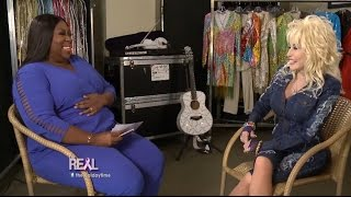 One-on-One with Dolly Parton!