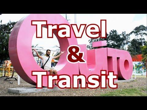 Travel & Transit to Ecuador! السفر والترنزيت الى الاكوادور