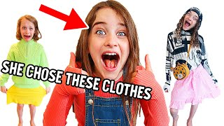 NAZ CHOSE THESE OUTFITS Clothes Box Switch Up Challenge By The Norris Nuts