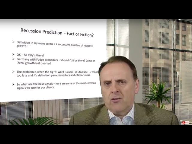 Financial Collapse  - Recession Indicators That Are Reliable And Rarely Wrong!
