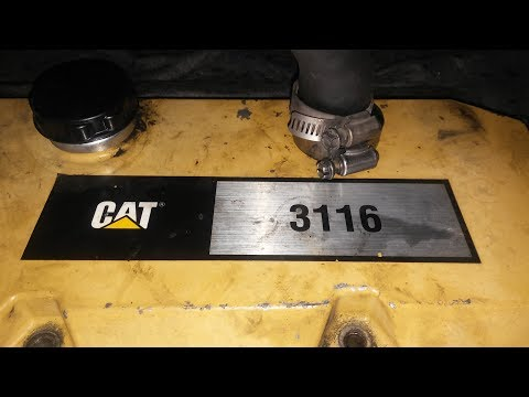 The Cat 3116 Engine.  Know Your Engine.  Facts, Engine Design, Design Info, And Common Failures.