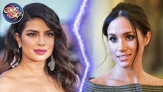 Meghan Markle & Priyanka Chopra Not Talking?!