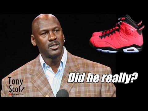 Michael Jordan DID NOT say that! (PODCAST)