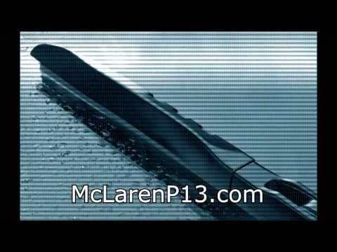 Mclarenp13 windshield wipers technology