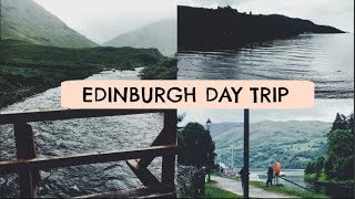 Perfect Day Trip from Edinburgh || Alexandria Travels