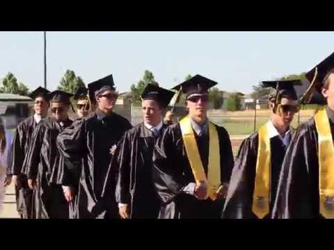 Pioneer High School Graduation 2012