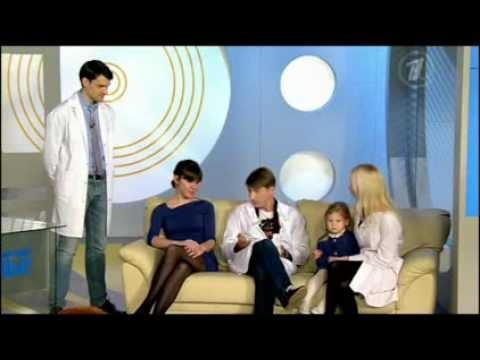 17.11.13 А. Ягудин и Т.Тотьмянина в передаче Здоровье