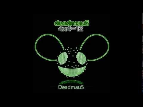 Deadmau5 full album 4X4=12 [Full CD]