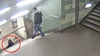 U-Bahn-Treter von Berlin im Knast zusammengeschlagen!