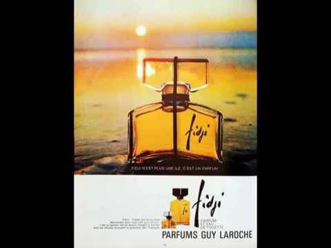 Fidji Guy Laroche / Фиджи Ги Ларош / Винтажные духи, винтажная парфюмерия