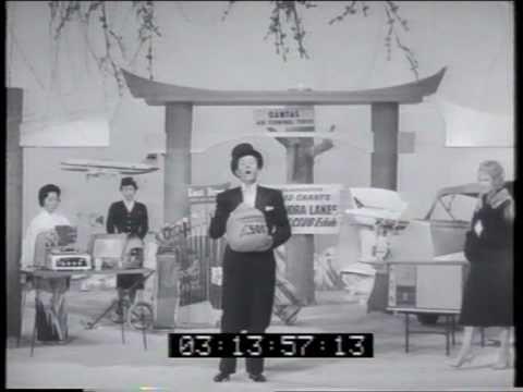 Bobby Limb Show 1960 'millionaire contest' promo