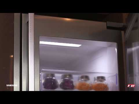Fast Shop | Samsung | Refrigerador Food Showcase