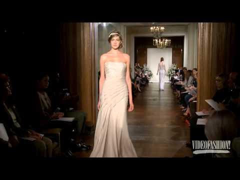 Jenny Packham Bridal Spring/Summer 2013 - Videofashion