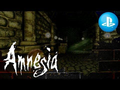 Невидимые призраки | Amnesia #4 - ПРОХОЖДЕНИЕ -