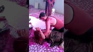 Dewar or bhabhi ke sath holi