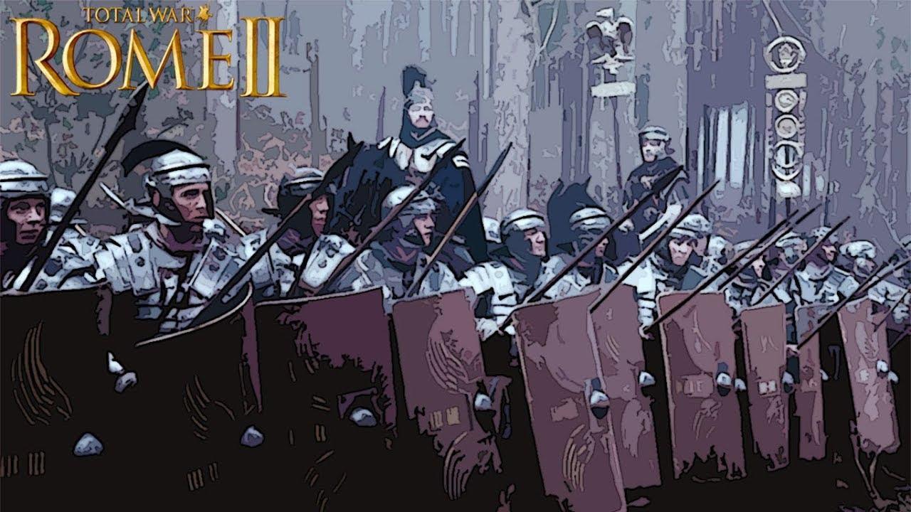 Rome : ตอน ทหารม้าซินเทีย vs โรม [Ringingz]
