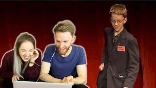 Reacting to my TERRIBLE childhood magic performances! | Steven Bridges