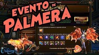 Legend Online - Evento Palmera