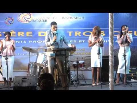 Le mystère des trois cieux 1   Prophète Joël Francis Tatu Séminaire Gabon
