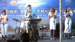 Le mystere des trois cieux 1   Prophete Joel Francis Tatu Seminaire Gabon
