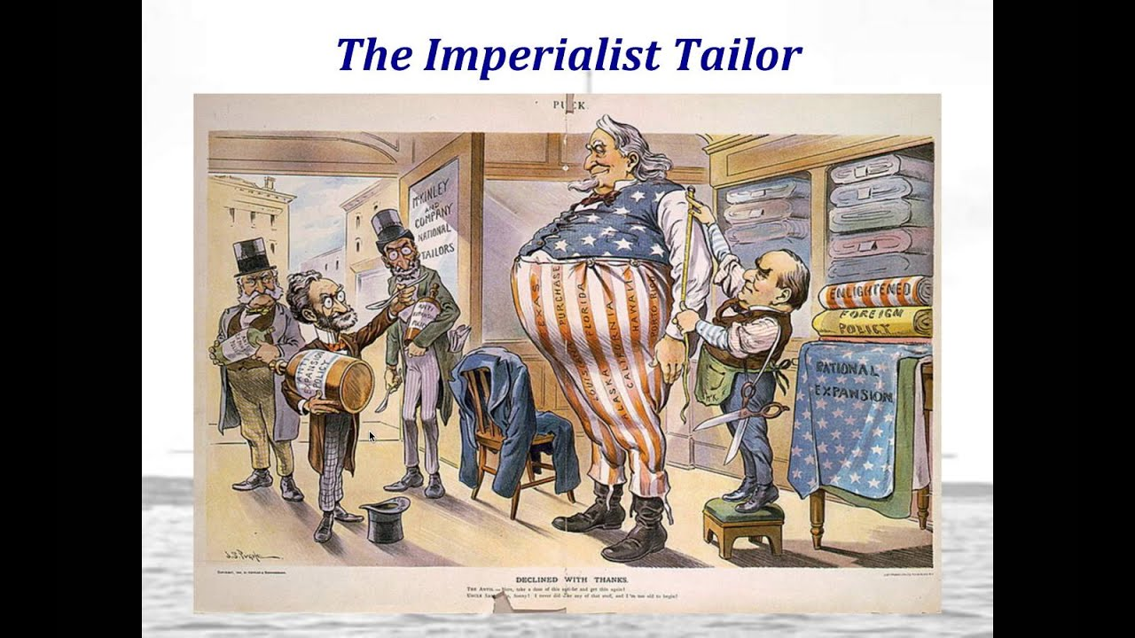a history of the era of imperialism The fatal expense of american imperialism the united states has a long history of using covert and overt the united states was beginning a new era of.