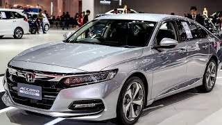 2019 HONDA ACCORD - EXTERIOR AND INTERIOR - AWESOME SEDAN