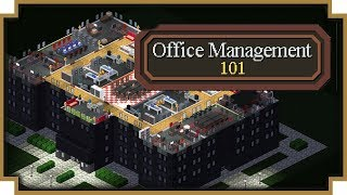 Office Management 101 - (Business Tycoon Game)