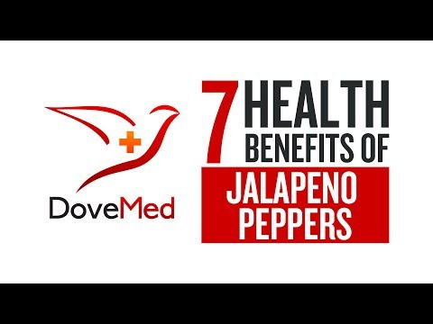 7 Health Benefits Of Jalapeno Peppers