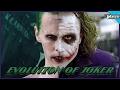 Evolution Of Joker In Movies & Cartoons!