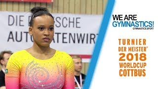 2018 Cottbus Artistic Gymnastics World Cup – Highlights Women's competition