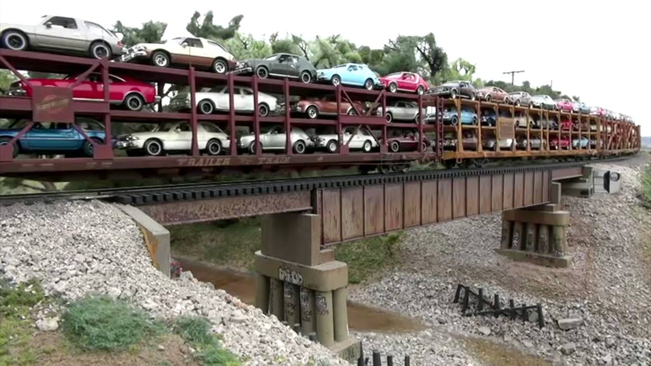 This is nuts   Model railroad locos and rolling stock