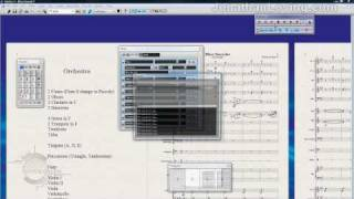 East West Quantum Leap Symphonic Orchestra sound set for Sibelius tutorial, Kontakt edition