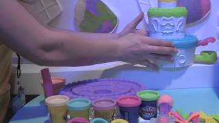 New Play-Doh products at NY Toy Fair 2014