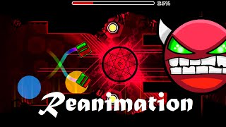 Reanimation by Terron [INS4NELY COOL DEMON]   Geometry Dash