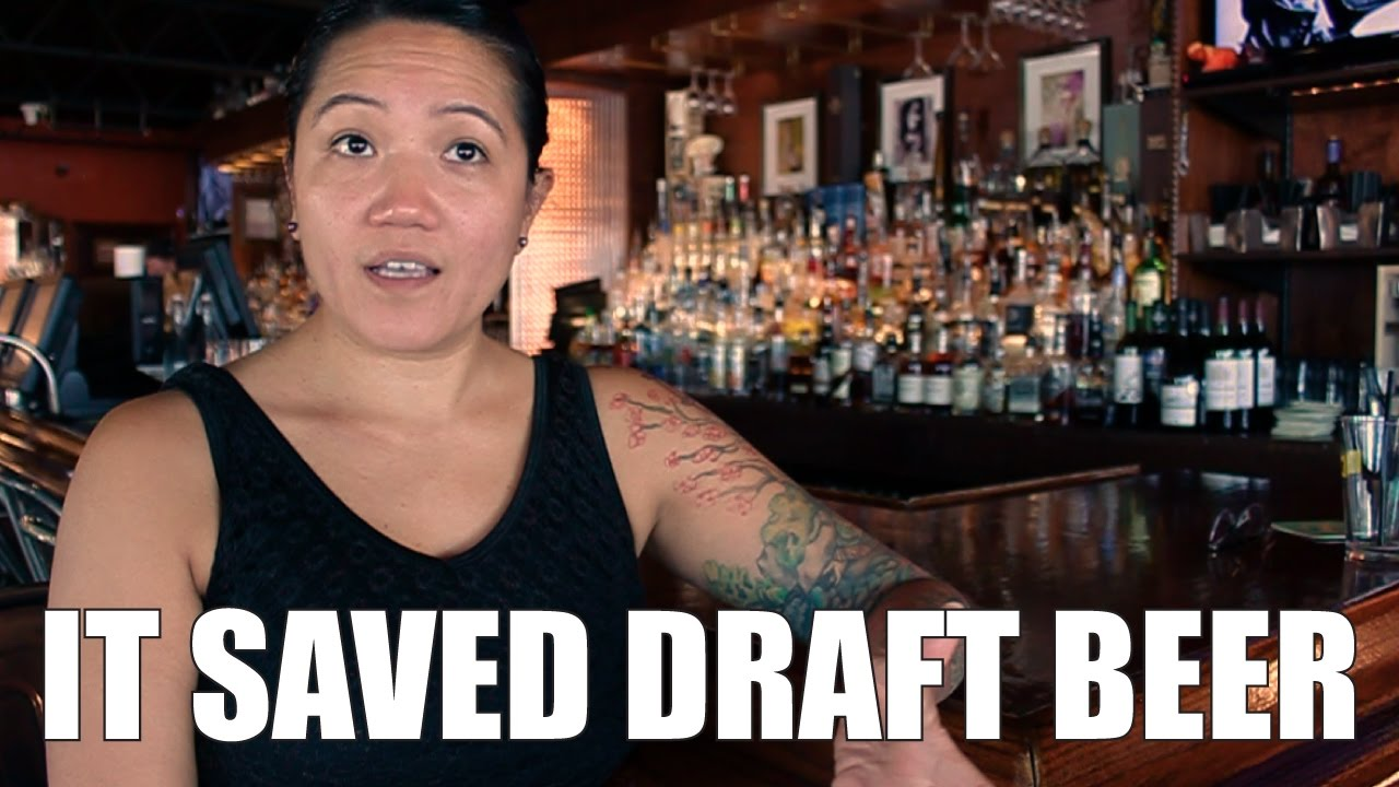 Bottoms Up Saved Draft Beer at the Brass Ring - Bar Owner Testimonial