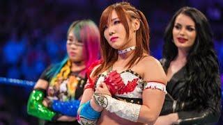 Kairi Sane DONE WITH WWE - Vince McMahon hates Shayna Baszler
